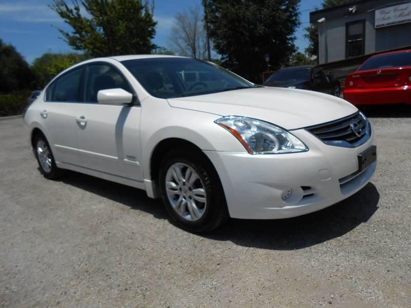 2011 Nissan Altima Hybrid 4dr Sedan   Holiday FL