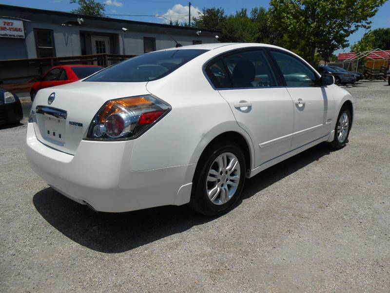 2011 Nissan Altima Hybrid 4dr Sedan In Holiday Fl Westcoast Auto Mall