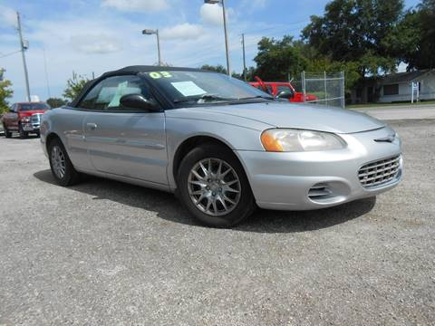 2003 Chrysler Sebring for sale in Holiday, FL
