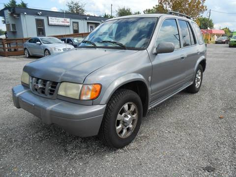 2001 Kia Sportage for sale in Holiday, FL