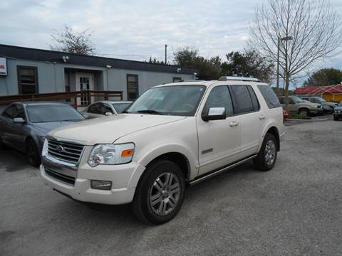 2007 Ford Explorer for sale in Holiday, FL