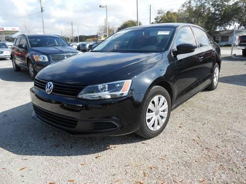 2014 Volkswagen Jetta for sale in Holiday, FL