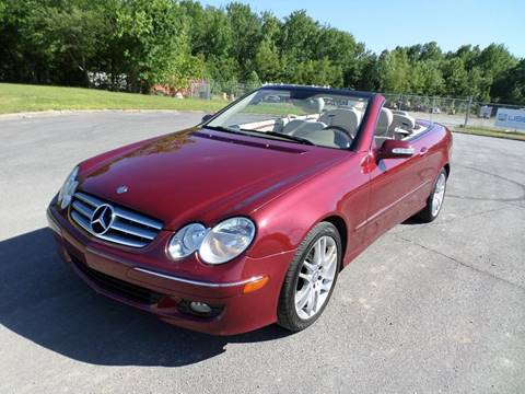 2009 Mercedes-Benz CLK for sale in Holiday, FL
