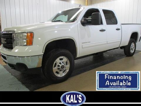 2012 GMC Sierra 2500HD for sale in Wadena, MN