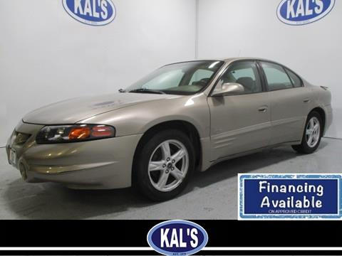 2004 Pontiac Bonneville for sale in Wadena, MN