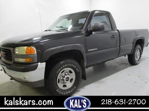 2000 GMC Sierra 2500 for sale in Wadena, MN