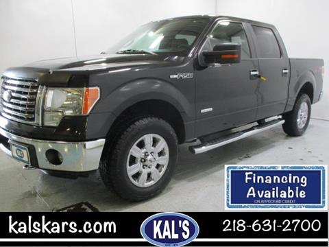 2012 Ford F-150 for sale in Wadena, MN