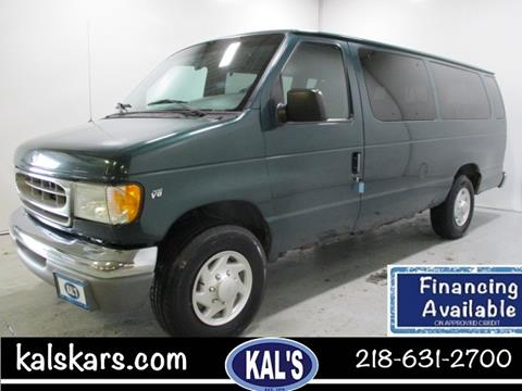 1999 Ford E-350 for sale in Wadena, MN