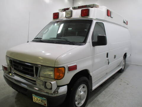 2006 Ford E-Series Chassis