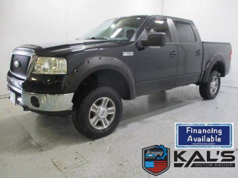 2008 Ford F-150 for sale at Kal's Kars in Wadena MN