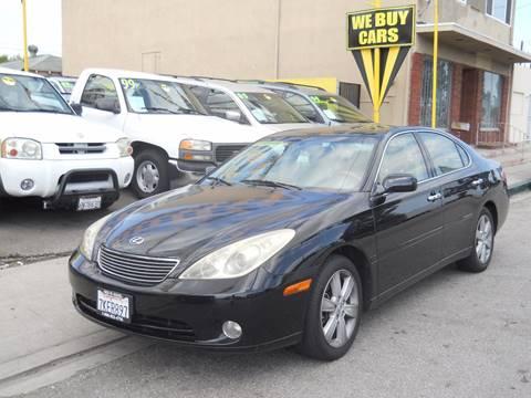 2005 Lexus ES 330 for sale in Bellflower, CA