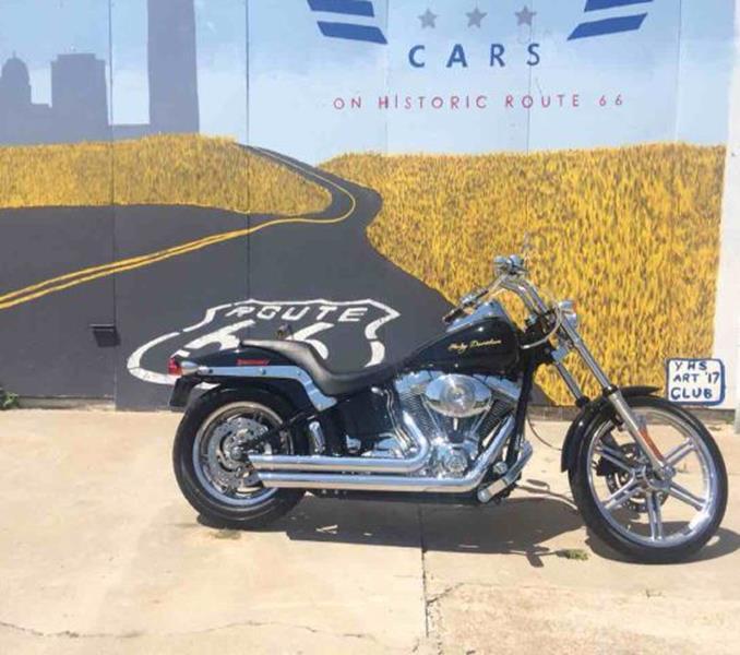 2004 Harley-Davidson Softtail  - Yukon OK