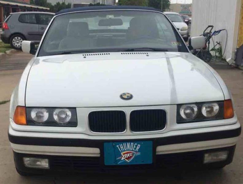 1995 BMW 3 Series 318i 2dr Convertible - Yukon OK