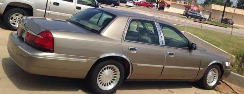 2002 Mercury Grand Marquis LS Premium 4dr Sedan - Yukon OK