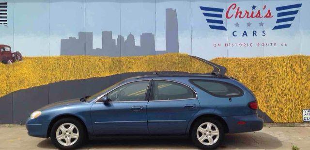 2002 Ford Taurus SEL Deluxe 4dr Wagon - Yukon OK