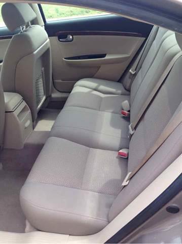 2007 Saturn Aura XE 4dr Sedan - Yukon OK