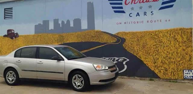 2005 Chevrolet Malibu 4dr Sedan - Yukon OK