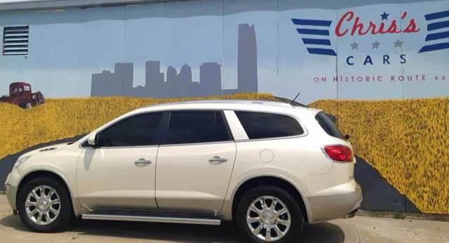 2012 Buick Enclave Premium 4dr SUV - Yukon OK