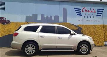2012 Buick Enclave for sale in Yukon, OK