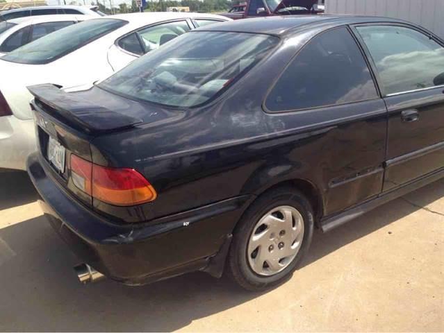 1997 Honda Civic EX 2dr Coupe - Yukon OK