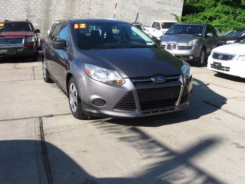 2012 Ford Focus for sale in Jersey City, NJ