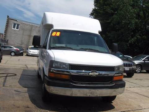 2008 Chevrolet G3500 for sale in Jersey City, NJ