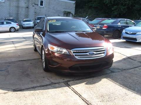 2012 Ford Taurus for sale in Jersey City, NJ