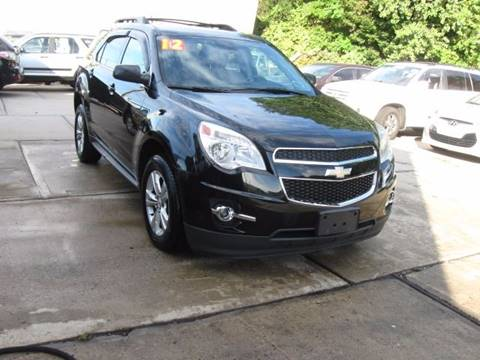 2012 Chevrolet Equinox for sale in Jersey City, NJ