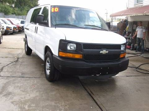 2010 Chevrolet Express Cargo for sale in Jersey City, NJ