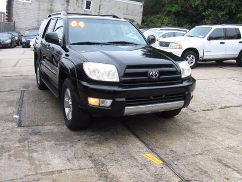 2004 Toyota 4Runner for sale in Jersey City, NJ