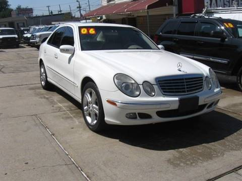 2006 Mercedes Benz E Class For Sale In Jersey City, NJ