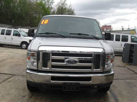 2010 Ford E-Series Cargo for sale in Jersey City, NJ