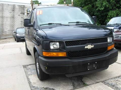 Chevrolet Of Jersey City >> 2011 Chevrolet Express Cargo For Sale In Jersey City Nj