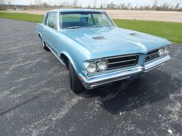 1964 Pontiac GTO for sale in Findlay, OH