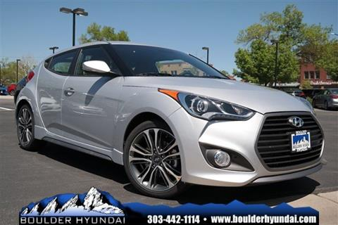 2017 Hyundai Veloster Turbo for sale in Boulder, CO