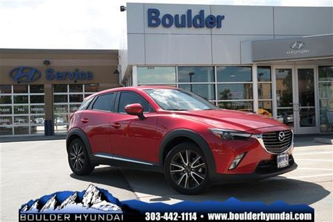 2016 Mazda CX-3 for sale in Boulder, CO