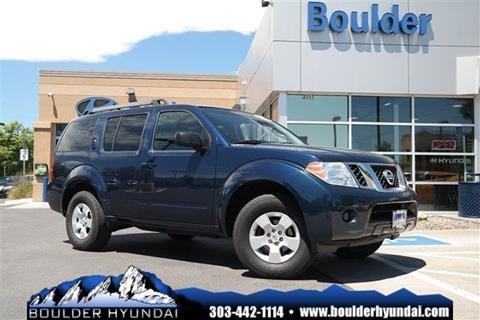 2009 Nissan Pathfinder for sale in Boulder, CO
