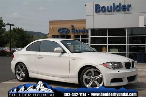 2011 BMW 1 Series for sale in Boulder, CO