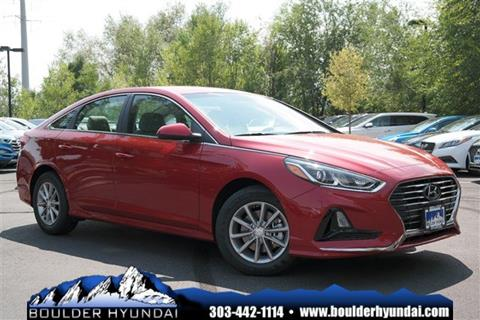 2018 Hyundai Sonata for sale in Boulder, CO
