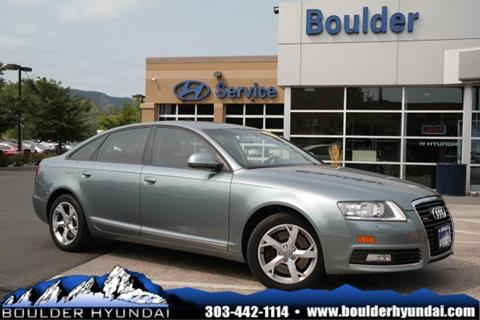 2009 Audi A6 for sale in Boulder, CO