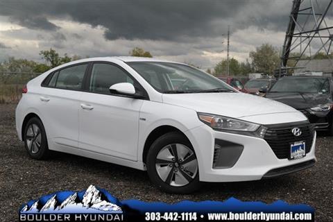 2017 Hyundai Ioniq Hybrid for sale in Boulder, CO