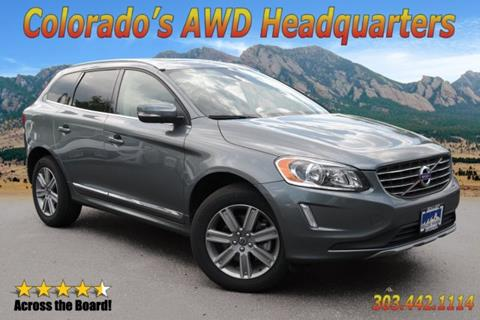 2017 Volvo XC60 for sale in Boulder, CO