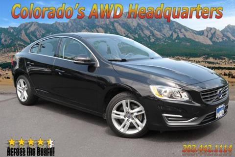 2015 Volvo S60 for sale in Boulder, CO