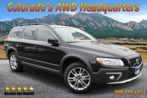 2016 Volvo XC70 for sale in Boulder, CO