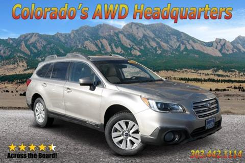Used Subaru Outback For Sale In Boulder Co Carsforsale Com