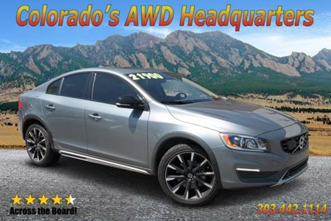 2016 Volvo S60 Cross Country for sale in Boulder, CO