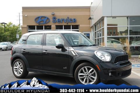 2013 MINI Countryman for sale in Boulder, CO