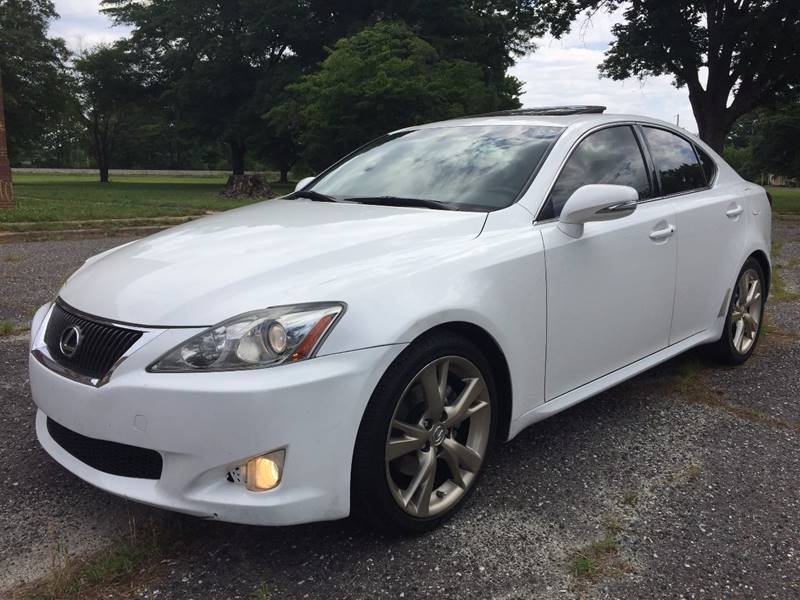 2010 Lexus IS 250 For Sale At L U0026 V Auto Sales In Gastonia NC