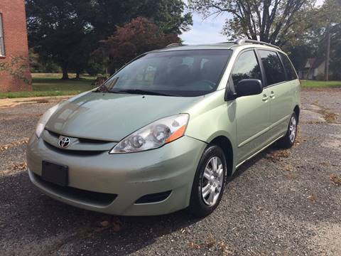 2009 Toyota Sienna for sale in Gastonia, NC