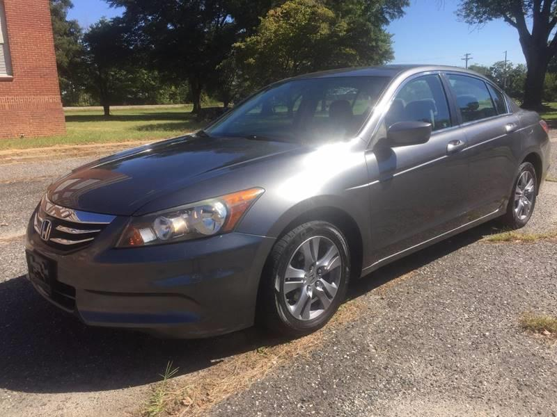 2011 Honda Accord For Sale At L U0026 V Auto Sales In Gastonia NC